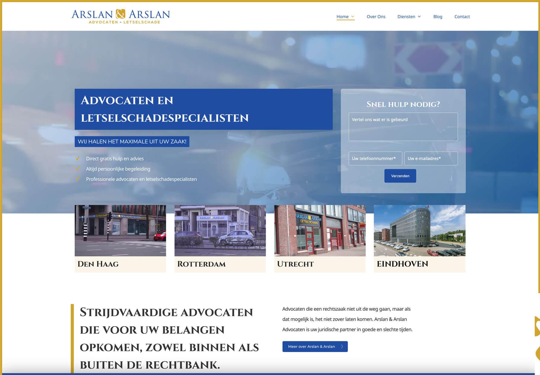 Advocaten-website-laten-maken