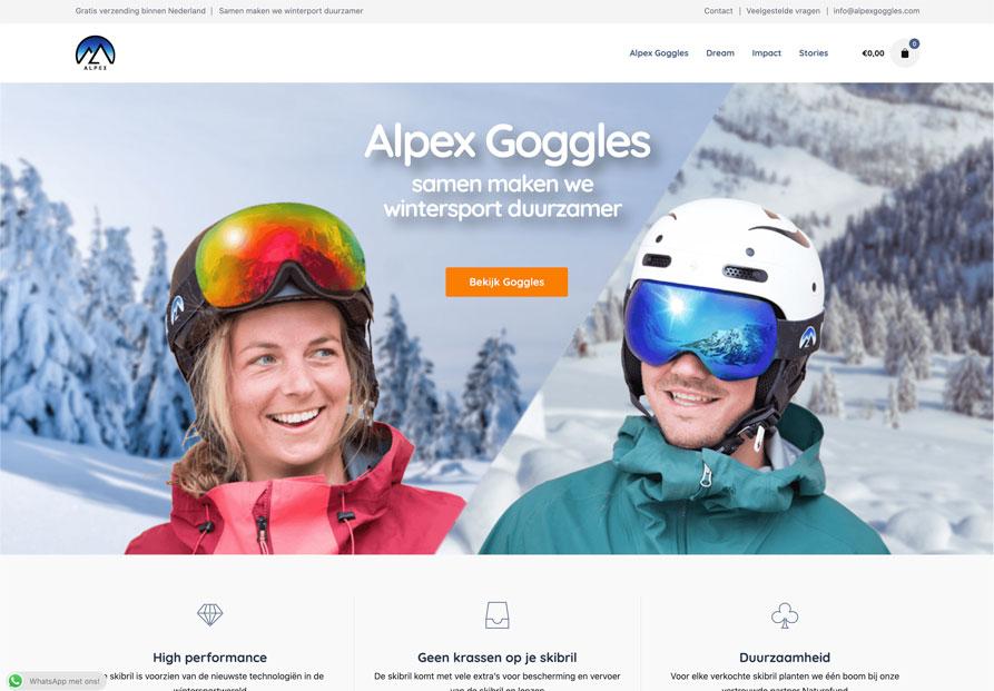 Website-Alpex